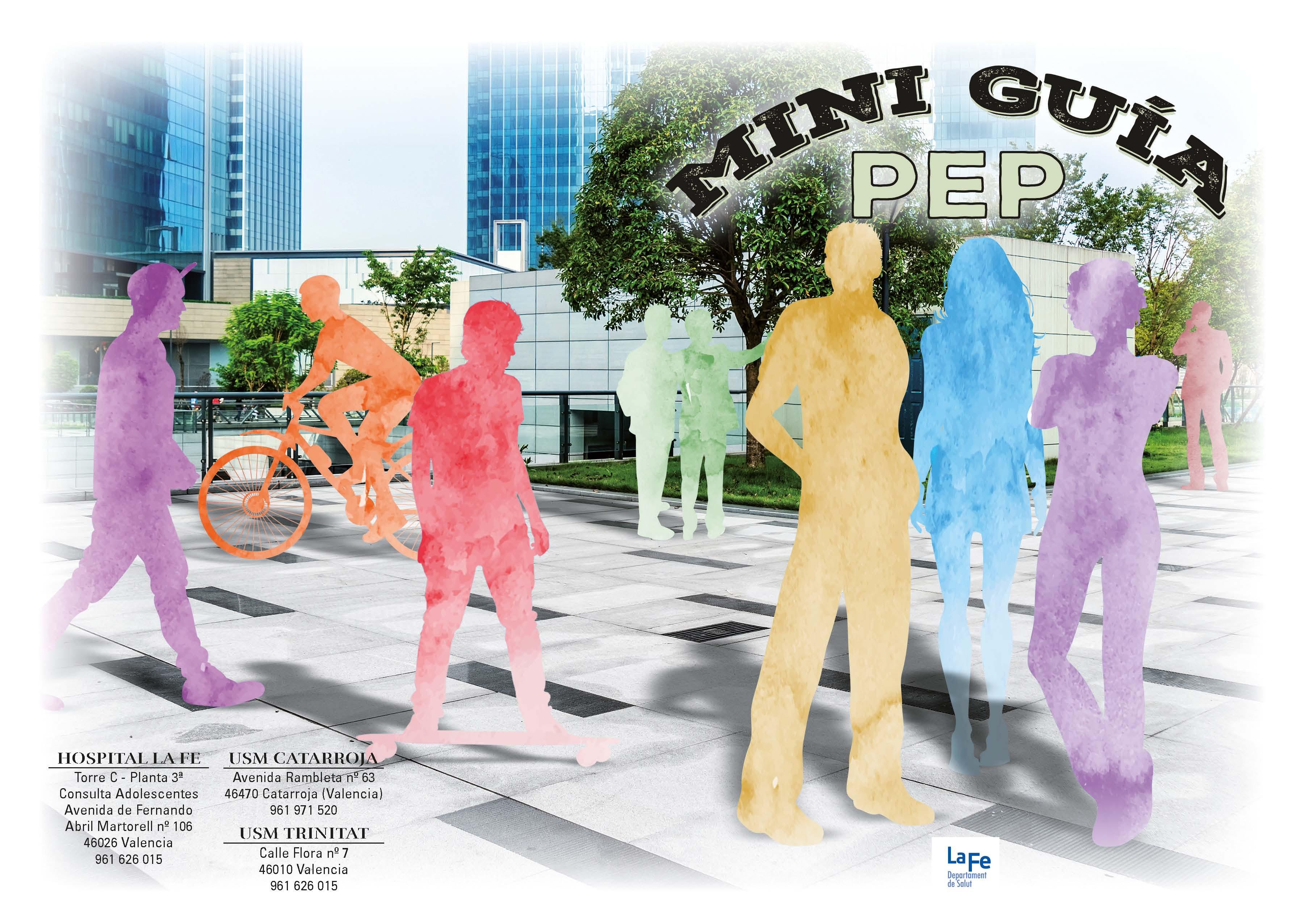 Mini guía PEP
