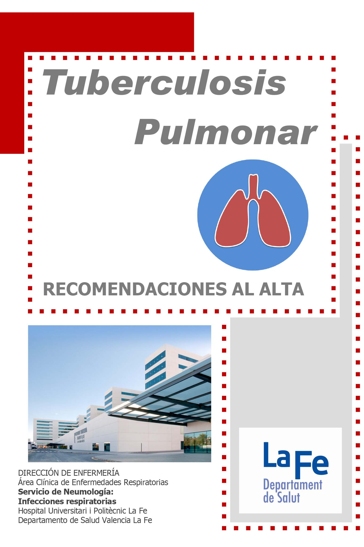 Portada Tuberculosis Pulmonar