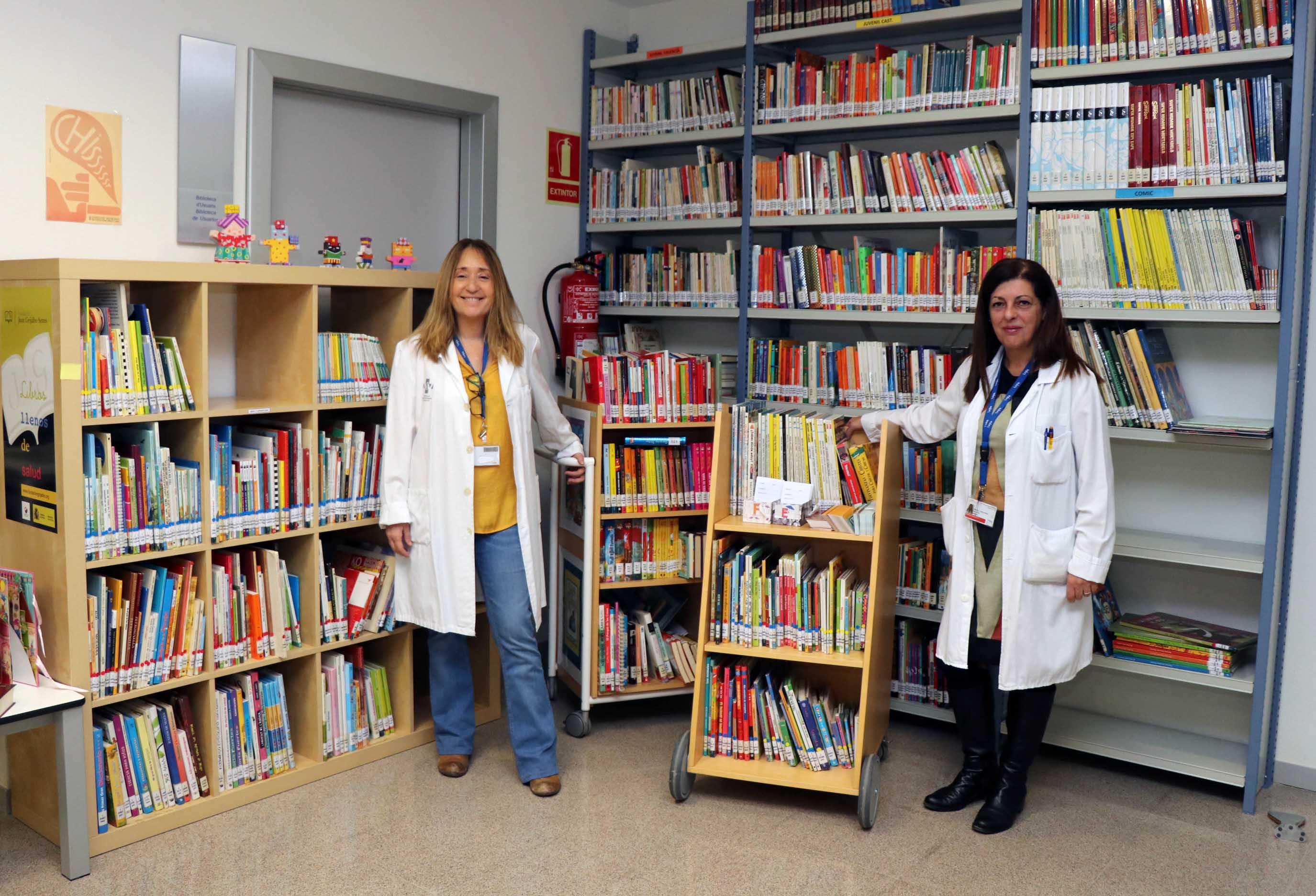 Personal Biblioteca de Usuarios La Fe