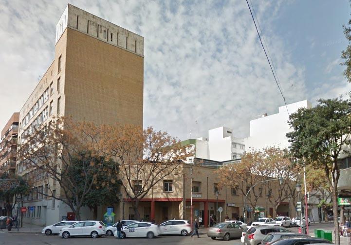 Centro Especialidades Calle Alboraya